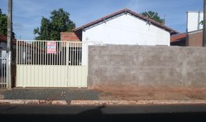 Casa Residencial – REf. 1.207